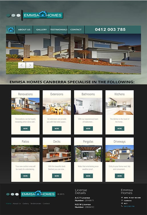 Emmsa Homes